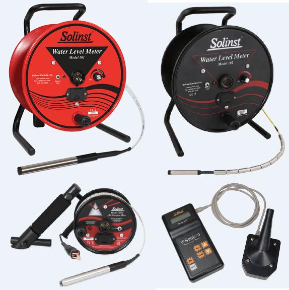 Vízszintmérő készülékek